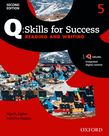Q: Skills for Success Reading/Writing 5