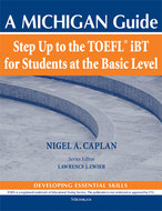 Step Up to the TOEFL (R) iBT for Students at the Basic Level